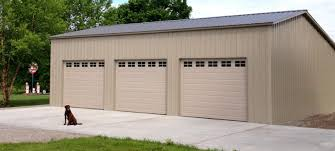 steel garage building 24x26 pine creek structures