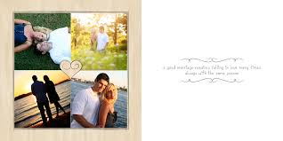 a wedding album why you need a wedding album and engagement guest book