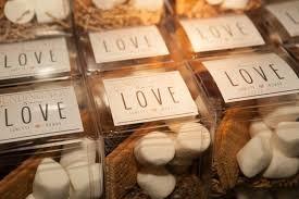 smores wedding favors favors gifts photos s mores wedding favors inside weddings