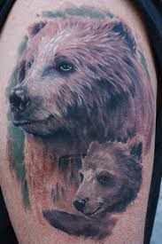 36 best black bear tattoos for men images on pinterest blackwork