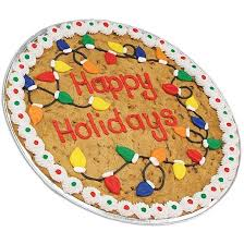 christmas cookie cake holiday cookie cake cookies by design