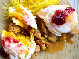 thanksgiving leftovers eggs benedict recipe serious eats