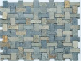 interior design for 10x10 bedroom basketweave backsplash slate