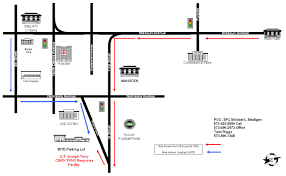 Fort Gordon Map Irtd Main Page