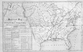 United States Territorial Growth Map by Tracing The Expansion Of Catholicism In The Mid Nineteenth Century