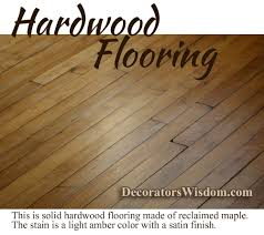 hardwood flooring decorator s wisdom