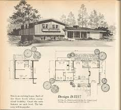 tri level house plans 1970s vintage house plans multi level homes part 13 antique alter ego