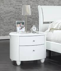 The  Best White Gloss Bedside Table Ideas On Pinterest White - White high gloss bedroom furniture set