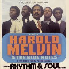 Blue Photo Album The Best Of Harold Melvin U0026 The Blue Notes If You Don U0027t Know Me