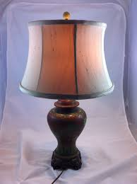 Ginger Jar Table Lamps by