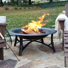 Cooking Fire Pit Designs - patio ideas portable 22 folding fire pit with carrying bag