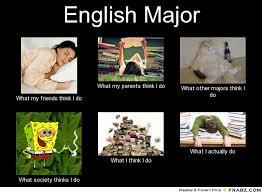 What I Think I Do Meme Generator - english major meme generator what i do