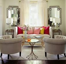 canap petit salon déco salon idée comment aménager un petit salon canapé et