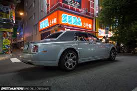 rolls royce sport 2017 phantom magic bye bye v12 hello 2jz speedhunters