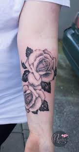 flower tattoos on forearm 16 best my black and grey tattoos images on pinterest gray