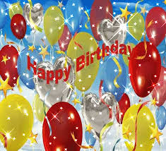 send this beautifull greeting balloons sparkling balloons for your birthday free cakes balloons ecards