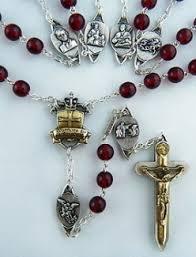 custom rosary called to knighthood rosary ghirelli custom rosaries