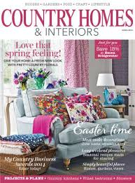 country homes interiors magazine subscription best cool interior home magazine country homes 45295