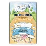 after wedding brunch invitations wedding brunch invitations paperstyle