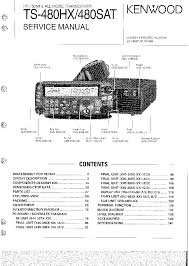 kenwood ts 480hx sat sm service manual download schematics