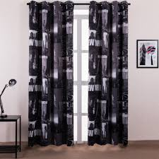 Gray Eclipse Curtains Compare Prices On Blackout Black Curtains Online Shopping Buy Low