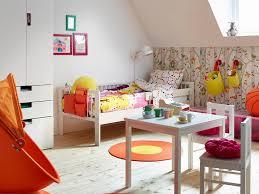 Ikea Kids Desk by Ideas Great Green Wall Interior Ikea Kids Room Round Rug Simple