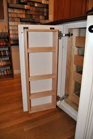 spice rack ideas spice rack kitchen cabinet ideas pinterest