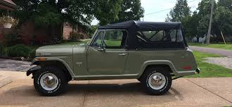 jeep commando custom jeepster commando rear seat used only item just jeepsters