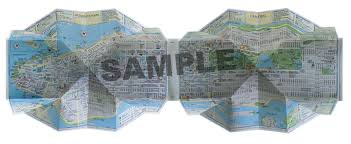 Amazon Seattle Map by Seattle Popout Map Pop Up City Street Map Of Seattle Folded