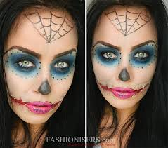 monster high makeup tutorial for