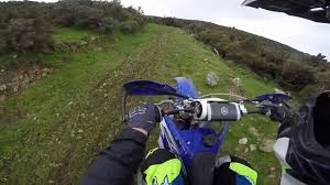 ruby red trail ride enduro hill yamaha yz250x youtube