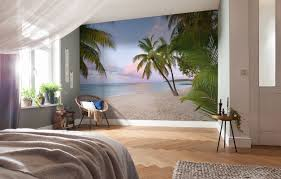 Wall Murals For Sale by Wallpops Komar Paradise Morning 12 08 U0027 X 98