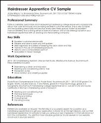 cosmetology resume samples hairstylist sample resume cosmetology