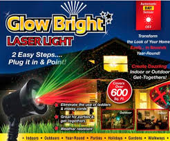 Christmas Laser Light Show Glow Bright Christmas Laser Light Show 35 Shipped