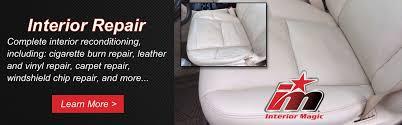 Car Upholstery Repair Tape Interior Magic Atlanta Dent Company