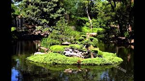 Zen Water Garden Zen Garden Design Decorations Ideas Youtube