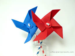 safe pinwheel tutorial diy