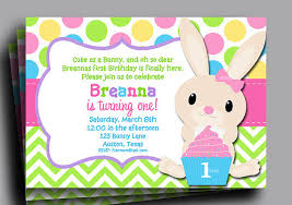 easter brunch invitations easter birthday invitation printable or printed with free shipping