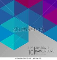 wallpaper template abstract polygon wallpaper template vector triangle stock vector