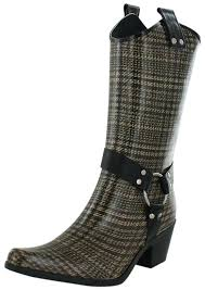 womens boots peacocks volatile raindrop peacock womens boots rubber gray