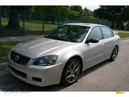 Nissan Altima 2005 - 2005 nissan altima 3 5 se r in sheer silver metallic 275827