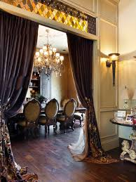 curtain ideas for dining room classic living room curtain design windows