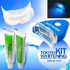 led light for teeth 1 set new white led light teeth whitening tooth gel whitener health
