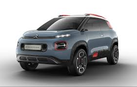 new citroen citroen is planning to arrive in europe with citroen c3 aircross