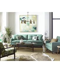 Tufted Living Room Set Macys Sofas Leather Best Home Furniture Decoration