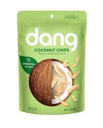 amazon com dang toasted coconut chips caramel sea salt 3 17