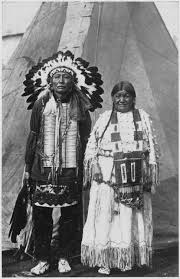 sioux indians file circus sarrasani two sioux indians in
