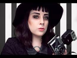 Lydia Deetz Costume Lydia Deetz Makeup Tutorial Youtube