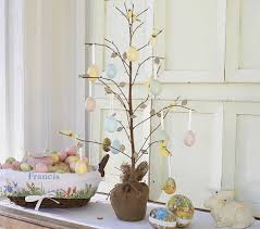 pottery barn butterfly tree for easter decor