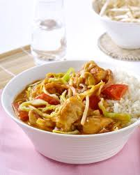 cuisiner du riz blanc recette de curry thaï au poulet open kitchen